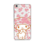 Voor xiaomi mi 5 case cover patroon achterkant behuizing cartoon bloem dier zacht tpu