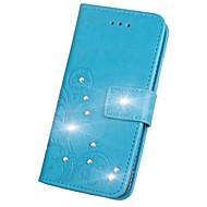 Θήκη για Motorola g5 x στυλ πορτοφολιού στρας μαρκαρισμένη θήκη μοτίβο για Motorola z z δύναμη g4 g4 συν g4 παιχνίδι