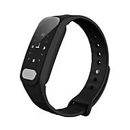 Slimme armbandWaterbestendig Lange stand-by Verbrande calorieën Stappentellers Logboek Oefeningen Sportief Hartslagmeter Touch Screen