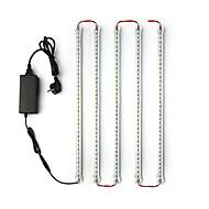 30W Światła LED podłużne 2800 lm AC 12 V 2 m 144 Diody lED Ciepła biel Biały Czerwony Niebieski Zielony