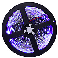 72W Flexibele LED-verlichtingsstrips 6950-7150 lm DC12 V 5 m 300 leds Warm Wit Wit Blauw