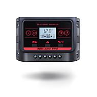 Pwm 12v 24v 30a zonne controller met backlight lcd functie dual usb 5vdc uitgang zonnepaneel batterij oplader regulator