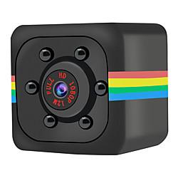 'Sq11 1080p Mini Camera Hd Camcorder Night Vision Sports Dv Video Voice Recorder Dv Camera Full Hd 2.0mp Infrared Night Vision Sports Hd Cam Motion Detection Miniinthebox