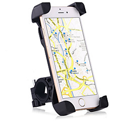 Phone Holder Stand Mount Motorcycle Cycling / Bike Xiaomi MI Samsung Apple HUAWEI Mobile Phone Adjustable Stand Phone Holder Buckle Type Slip Resistant Silicone Phone Accessory iPhone 12 11 Pro Xs Xs miniinthebox