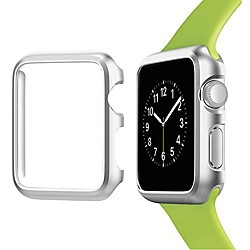 For Apple iWatch Apple Watch Series SE / 6/5/4/3/2/1 Metal Screen Protector Smart Watch Case Compatibility 38mm 42mm miniinthebox