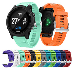 Smart Watch Band for Garmin 1 pcs Sport Band Silicone Replacement  Wrist Strap for Forerunner 935 miniinthebox
