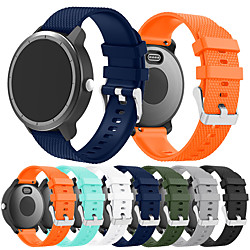Smart Watch Band for Garmin 1 pcs Sport Band Silicone Replacement  Wrist Strap for Vivoactive 3 miniinthebox
