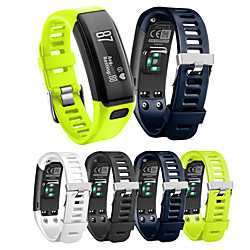 Smart Watch Band for Garmin 1 pcs Sport Band Silicone Replacement  Wrist Strap for Vivosmart HR miniinthebox