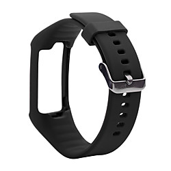 Smart Watch Band for Polar 1 pcs Sport Band Silicone Replacement  Wrist Strap for POLAR A360 / A370 miniinthebox