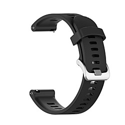 Smart Watch Band for Garmin 1 pcs Sport Band Silicone Replacement  Wrist Strap for Forerunner 245M miniinthebox