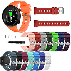 'Smartwatch Band For Forerunner 45 / Forerunner 45s Garmin Sport Band Fashion Soft Silicone Wrist Strap Miniinthebox