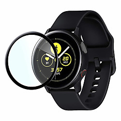 1 Pcs Smartwatch Screen Protector for Samsung Galaxy Watch Active /Watch Active 2  Anti-Scratch 3D Protective Full Coverage Tempered Glass Screen Film miniinthebox
