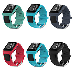 Smart Watch Band for TomTom 1 pcs Sport Band TPE Replacement  Wrist Strap for TomTom Multi-Sport GPSHRM miniinthebox