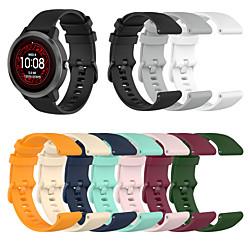 'Watch Band For Forerunner 645 / Garmin Forerunner245 / Garmin Vivoactive4 Garmin Sport Band Silicone Wrist Strap Miniinthebox