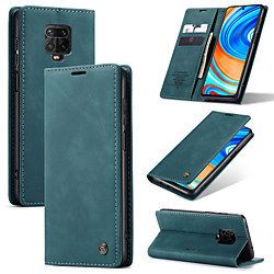 CaseMe Retro Business Leather Magnetic Flip Case For Xiaomi Mi 11 Redmi Note 9 Pro/Note 9 Pro Max /Note 9s/Note 8/Note 8 Pro/K30/K30 Pro/K20/K20 Pro With Wallet Card Slot Stand Case Cover miniinthebox