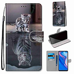 Phone Case For Huawei Full Body Case Wallet Card HUAWEI P40 HUAWEI P40 Pro HUAWEI P40 Pro Huawei P20 Pro Huawei P20 lite Huawei P30 Huawei P30 Pro Huawei P30 Lite P10 Lite Huawei P Smart 2019 Wallet miniinthebox