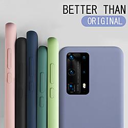 Liquid Silicone Rubber Soft Case for Samsung Galaxy S20 S20 Plus S20 Ultra Phone Case Bumper Coque S10 S10 Plus S10E S10 Lite S9 S9 Plus A51 A71 A81 A91 A10 A20 A30 A40 A50 A70 Note 10 Note 10 Plus miniinthebox