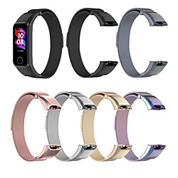 Smart Watch Band for Huawei 1 pcs Sport Band Stainless Steel Replacement  Wrist Strap for Huawei Honor 5i miniinthebox