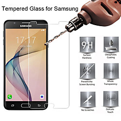 Tempered Glass 9H HD Toughed Protective Glass for Samsung A7 2018 A5 2017 Samsung Galaxy  S7 Screen Protector on Galaxy A8 2018/A82018 miniinthebox