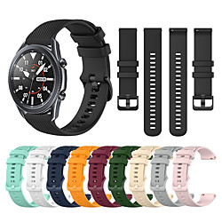 Silicone strap for Samsung Galaxy Watch 3 41 45mm 42mm 46mm Gear S3 S2 Classic Bracelet for Galaxy Active 2/3 Watchbands Correa miniinthebox
