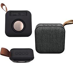 Image of t5 mini altoparlante esterno altoparlante bluetooth portatile altoparlante wireless sistema audio surround musicale