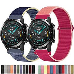 1 PCS Watch Band for Huawei Sport Band Nylon Wrist Strap for Huawei Watch GT Huawei Watch 2 Huawei Watch 2 Pro huawei honor Magic Huawei Watch GT Active miniinthebox