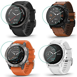 3 Pcs Smartwatch Screen Protector for Fenix6 / Fenix6 Pro / Fenix6s / Fenix6s Pro / Fenix6X /Fenix6X Pro / Fenix 3 HR Tempered Glass High Definition (HD) miniinthebox