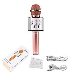 Image of microfono karaoke wireless altoparlante bluetooth ktv instagram 5000likes iphone android pc smartphone microfono portatile palmare
