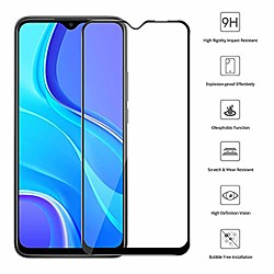 3-pcs Toughened Tempered Glass Film For Xiaomi Redmi Note 10 Redmi 9 9a 9c  Screen Protector Protective Glass For Redmi Note 9 Pro Poco C3 Mi 9T miniinthebox