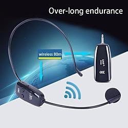 Image of microfono senza fili auricolare microfono per amplificatore vocale altoparlante insegnamento guida turistica