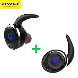 Tablette t1 écouteurs sans fil tws casque bluetooth 4.2 étanche ipx4 pour le sport fitness