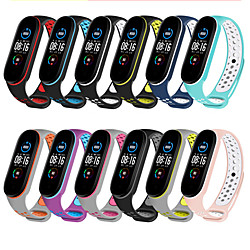 Smart Watch Band for Xiaomi 1 pcs Sport Band Silicone Replacement  Wrist Strap for Xiaomi Band 5 miniinthebox
