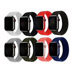 Smart Watch Band for Apple iWatch 1 pcs Sport Band Silicone Replacement  Wrist Strap for Apple Watch  6 / SE / 5/4/3/2/1 miniinthebox