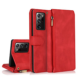 Wallet Leather Case For Samsung Galaxy S21 Plus S21 Ultra Multifunctional Full Body Protective Cover Coque For Samsung Galaxy Note 20 Ultra S20 S10 Plus Note 10 Plus miniinthebox
