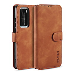 Phone Case For Huawei Full Body Case HUAWEI P40 HUAWEI P40 Pro HUAWEI P40 Pro Mate 40 Mate 40 Pro Mate 40 Pro Huawei P20 Huawei P20 Pro Huawei P20 lite Huawei P30 Card Holder Shockproof Magnetic miniinthebox
