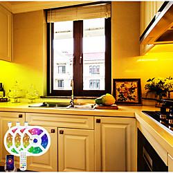 Gaver led strip lys bluetooth controller musik synkronisering 10m 20m 30m 40m rgb led strip 5050 smd farveændring led strip lys og 24 nøgler fjernbetjening til soveværelse hjem tv baglys miniinthebox