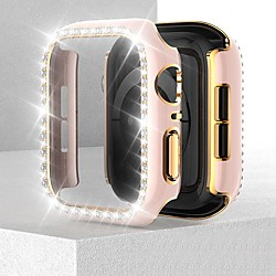 Cases For Apple iWatch Apple Watch Series SE / 6/5/4/3/2/1 44mm 42mm 40mm 38mm Alloy Compatibility Apple iWatch miniinthebox