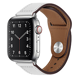 Smart Watch Band for Apple iWatch 1 pcs Modern Buckle PU Leather Replacement  Wrist Strap for Apple Watch Series SE / 6/5/4/3/2/1 miniinthebox