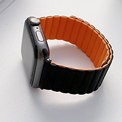 Smart Watch Band for Apple iWatch 1 pcs Classic Buckle Silicone Replacement  Wrist Strap for Apple Watch Series SE / 6/5/4/3/2/1 miniinthebox