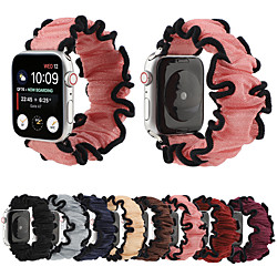 Smart Watch Band for Apple iWatch 1 pcs Elastic band Fabric Replacement  Wrist Strap for Apple Watch Series SE / 6/5/4/3/2/1 miniinthebox