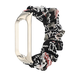 Smart Watch Band for Xiaomi 1 pcs Printed Bracelet Elastic band Fabric Replacement  Wrist Strap for Xiaomi Band 5 miniinthebox