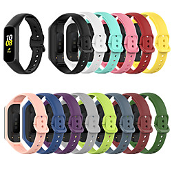 Smart Watch Band for Samsung Galaxy Sport Band Silicone Replacement  Wrist Strap for Galaxy Fit 2(SM-R220) miniinthebox