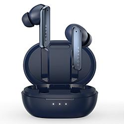 HAYLOU W1 Écouteurs sans fil TWS Casques oreillette bluetooth Bluetooth 5.2 Conception Ergonomique LA CHAÎNE HI-FI IPX4 étanche pour Apple Samsung Huawei Xiaomi MI Fonctionnement Usage quotidien miniinthebox