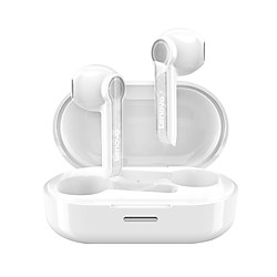 lenovo ht08 tws blutooth écouteurs casque hifi sons stéréo contrôle tactile hd sport casque stéréo pour ios android téléphone écouteurs écouteurs avec chargeur cas miniinthebox
