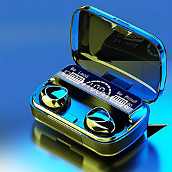 LITBest M10 Écouteurs sans fil TWS Casques oreillette bluetooth Bluetooth5.0 Stéréo Avec contrôle du volume Avec boîte de recharge pour Apple Samsung Huawei Xiaomi MI Téléphone portable miniinthebox