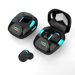 casque sans fil bluetooth 5.1 g7s jeu tws réel écouteur radio compétition faible retard intra-auriculaires pilote écouteurs écouteurs miniinthebox