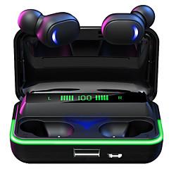 E10 tws gamer casque sans fil casque faible délai bluetooth écouteurs hifi stéréo musique écouteurs avec microphone banque d'alimentation miniinthebox