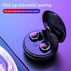 A4 Écouteurs sans fil TWS Casques oreillette bluetooth Bluetooth5.0 Avec Micro Avec boîte de recharge Charge Rapide pour Apple Samsung Huawei Xiaomi MI Aptitude Fonctionnement Voyage Téléphone miniinthebox