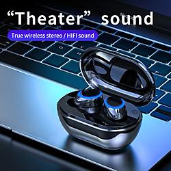a1 vrai casque sans fil tws écouteurs bluetooth5.0 avec microphone avec boîtier de charge charge rapide pour apple samsung huawei xiaomi mi fitness courir voyager téléphone portable miniinthebox