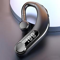 es01 tws écouteur bluetooth à contrôle tactile véritable écouteur sans fil ipx5 casque de sport étanche avec boîtier de charge micro écouteurs miniinthebox